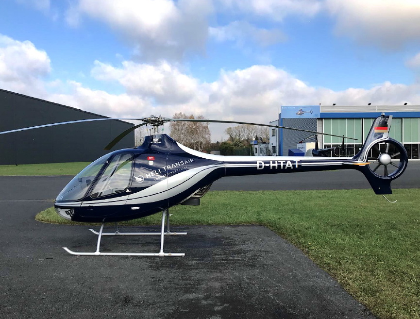 pre owned helicopter heli transair
