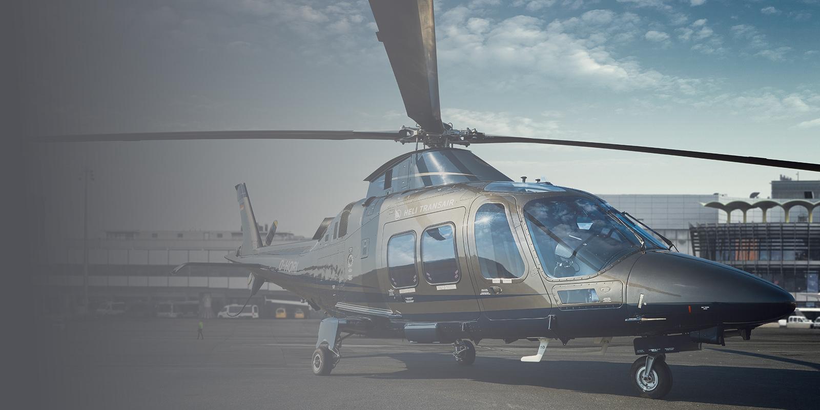 Heli Transair - Führender Luftfahrtdienstleister für Charter- und