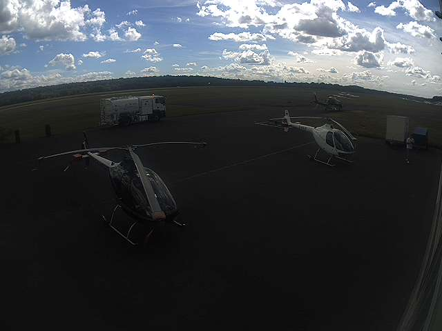 Webcam Heliport Egelsbach (EDFE)